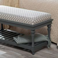 Belham Living Jillian Indoor Bedroom Bench