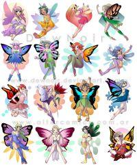 hadas-para-colorear-5046.jpg (13231600)   fairy   Pinterest