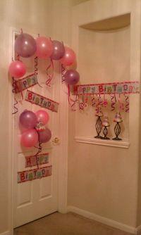 Birthday door decorations | Birthday, Shower, Dinner Party ...
