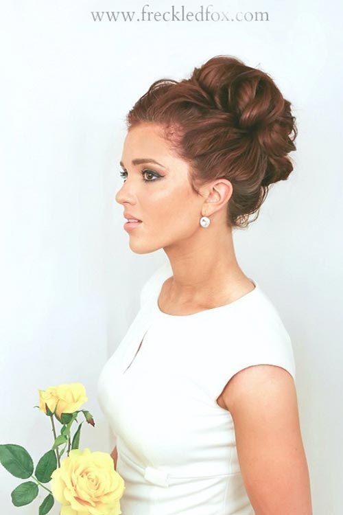 10 Gorgeous Holiday Party Hairstyles For Every Taste Christmas
