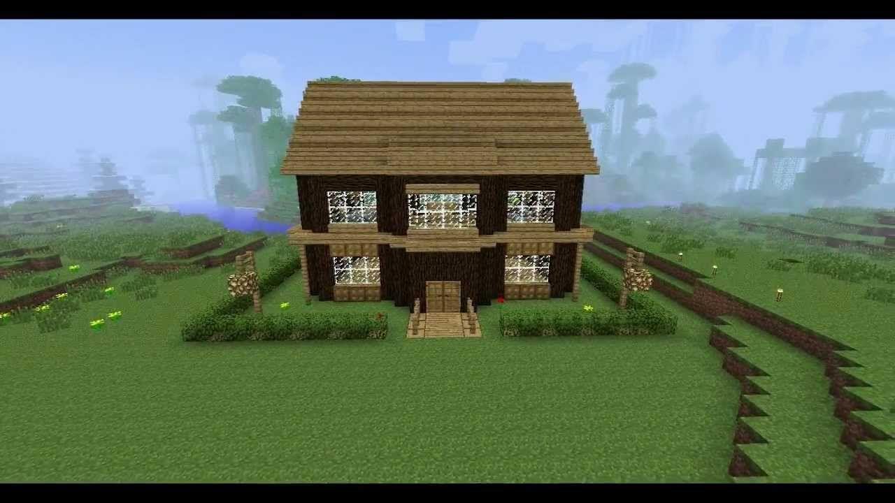 Minecraft House Building Ideas Ep 1 YouTube Minecraft World