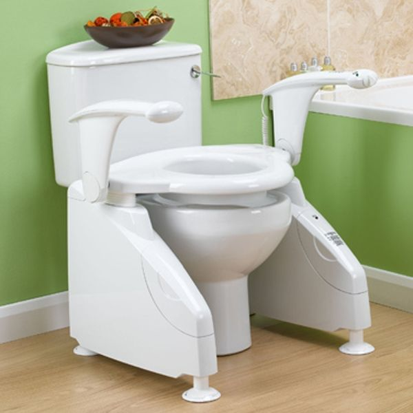 Toilet Lift DisabilityLiving  Get great ideas at http
