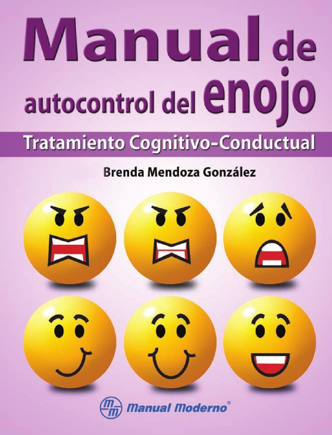 Manual De Autocontrol Del Enojo 1