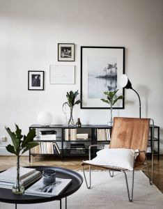 Neutral and monochrome via coco lapine design photographed by janne olander for stadshem also pin ana lucia cavazos on interior pinterest decoration rh
