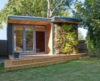 Small Shed Offices | Turning small gardens into useable ...