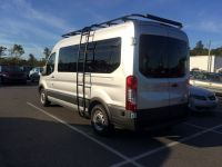 Customer pic from Tindol Ford...Aluminess roof rack and ...