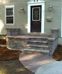 front door stairs designs ideas | Doty Island: Front Steps ...