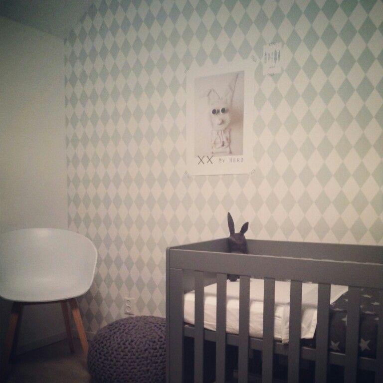 Sneak Preview Jongens Babykamer Behang Ferm Living Poster Simone De Geus
