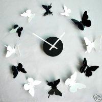 3D Butterfly Mural Wall Pop up Sticker Decor Decal Room ...