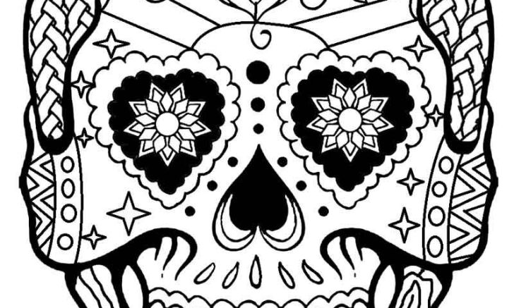 The snug is now a part of sugar skulls adult coloring and sugaring backgrounds pages printable skulls for crayola mobile high quality