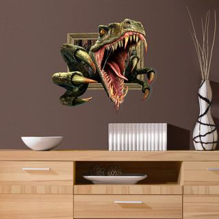 New  design large claw dragon wall sticker home room decor dinosaur also rh pinterest