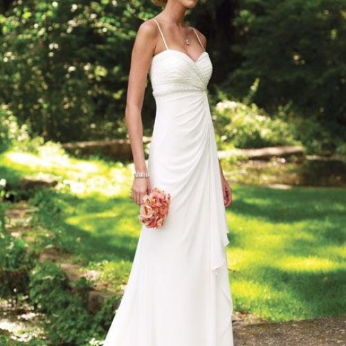 outdoor wedding dresses |  ideas and images gallery related to