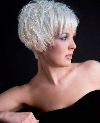 Short Choppy Hairstyles For Women Over 50 Short Choppy