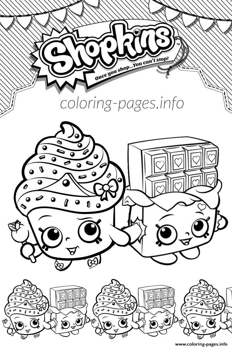Shopkins Coloring Pages Cupcake Queen 2 800×1200