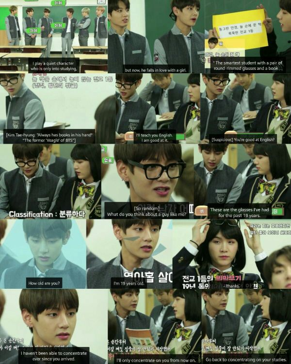 Bts Run Ep 11 - Year of Clean Water