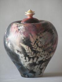 Pit and Saggar Fired Ceramics- Lesley Jensen |  ...