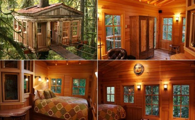 A Place That Feels Like Home 17 Tree Houses For Adults