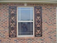 Decorative Shutters (wrought iron) | Home | Pinterest ...