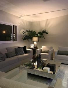 Sofisticado  elegante sala cleanliving room also sofa pinterest living rooms and rh