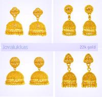 Gold Earrings Designs Joy Alukkas | www.pixshark.com ...