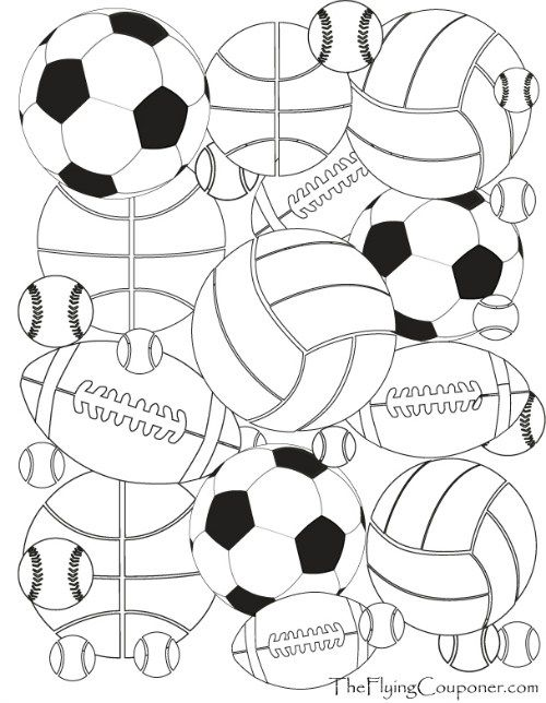 FREE printables! Colouring Pages for Adults and Kids