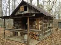 photo inspiration for shed turned trapper shack | Rustic ...