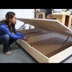 Plans To Build Outdoor Sectional Sofa Luxury U Shaped Sofas Uk Diy Lift Up Storage Bed - Converts Tiny House ...