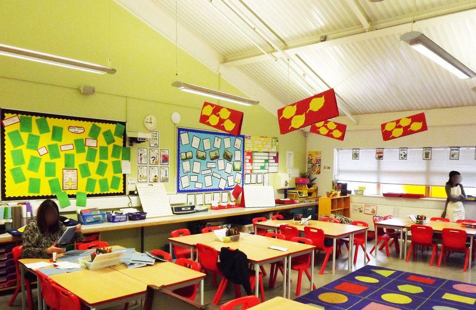 School Interior Design And Decoration