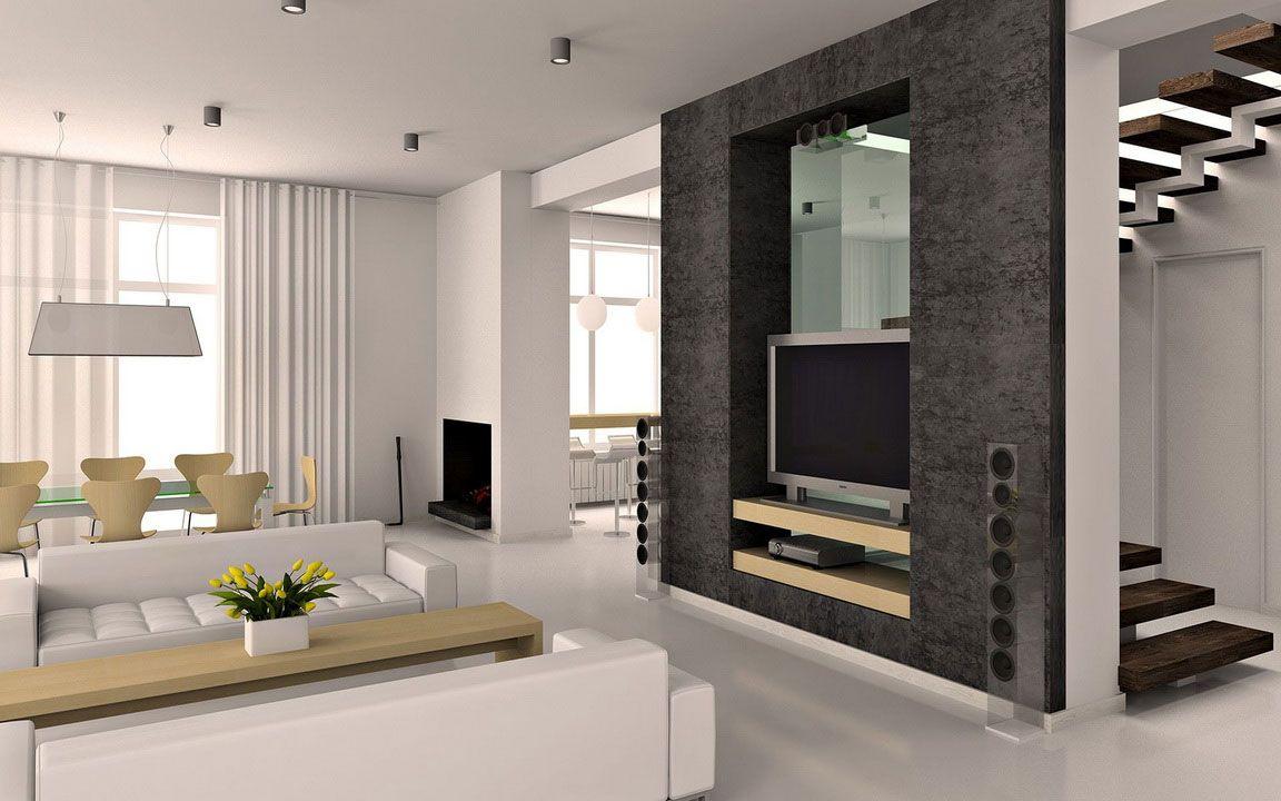 Home Interior Designs Plain Decoration 1 On Interior Design Ideas
