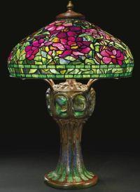 Lamp ~ Louis Comfort Tiffany | Art Of Tiffany - (Louis ...