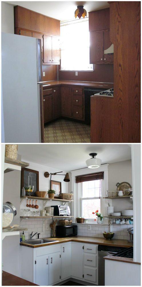 Small Kitchen Redo Budget