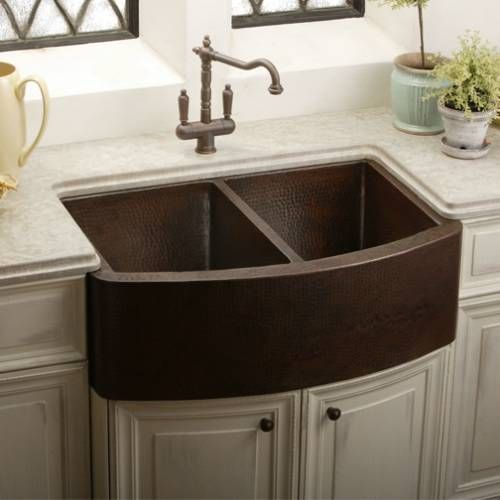 Best 25 Apron Front Sink Ideas On Pinterest Off White Kitchen Cabinets Apron Sink And Deep