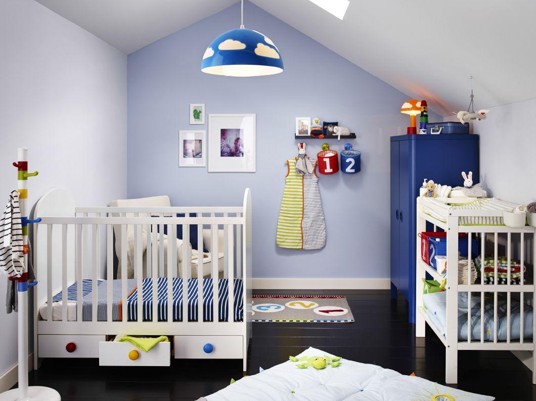 Ideas Habitacion bebe  IKEA y los nios  IKEA  habitacin beb  Pinterest  Habitacin bebs y Beb