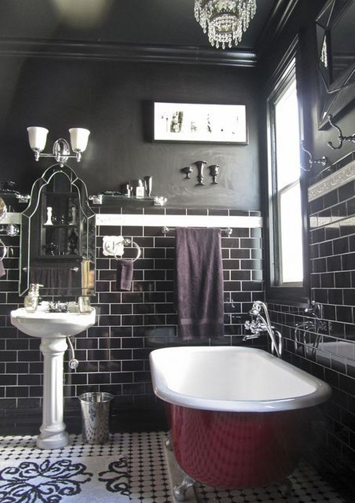 This Is A Perfect Example Of A Luxe Industrial Chic