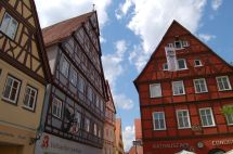 Bavarian Architecture . Germany Historic