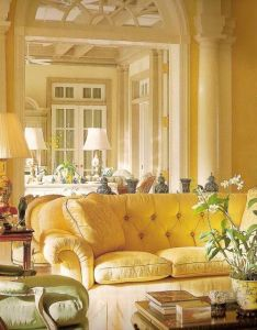 House also eye for design how to create beautiful yellow rooms sit  spell rh pinterest