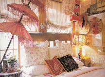 Bohemian Bedroom Decor | Two gypsy bohemian bedrooms that ...
