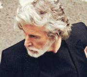 men with gray hair mens