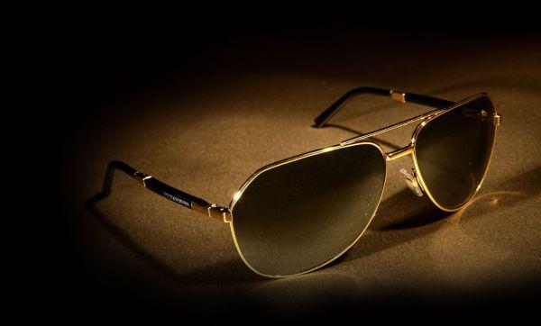 Dolce & Gabbana Men' Used Sunglasses Men Clothing