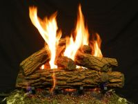 Fake Logs for Gas Fireplace | Fireplace | Pinterest | Gas ...