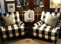 buffalo check club chairs | Furniture | Pinterest ...