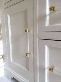 Lucite Cabinet Pulls  Cabinets Matttroy