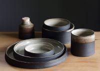custom ceramic dinnerware modern dish set - mix and match ...