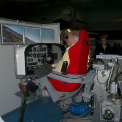 Flight Simulator Chair Motion Swinging Neopets Full 2 3 6 Dof Platform For