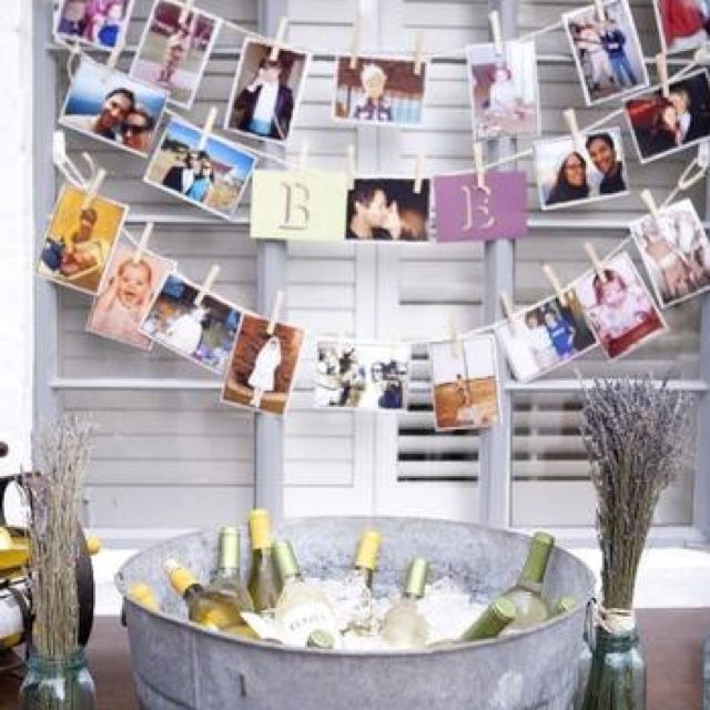 21st Birthday Photo Decoration Could Do This For Any Age