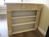 Primitive Antique Repurposed Fireplace Mantel Shelf ...