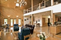 pole barn home interior photos | Morton Pole Barn Houses ...
