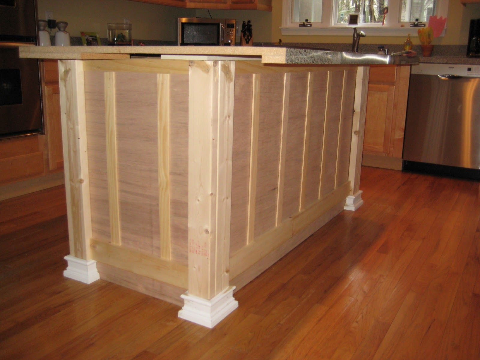Kitchen Island Update Midwaycould Start From Scratch