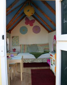 also adorable playhouse interior little girls pinterest rh sk