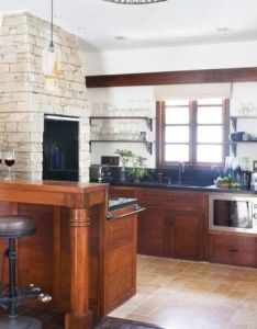 amazing kitchens for small indian apartments also rustic rh in pinterest